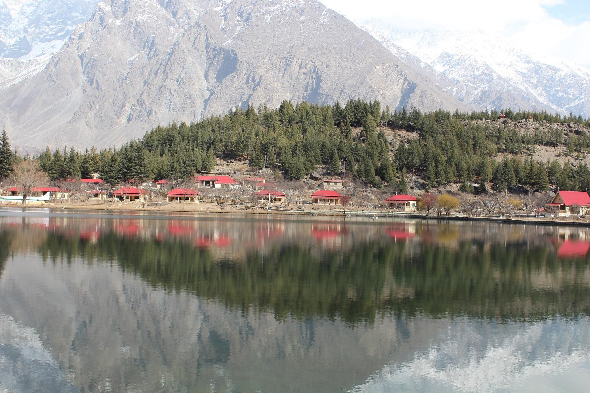 Shangrila Resort – Skardu, Pakistan