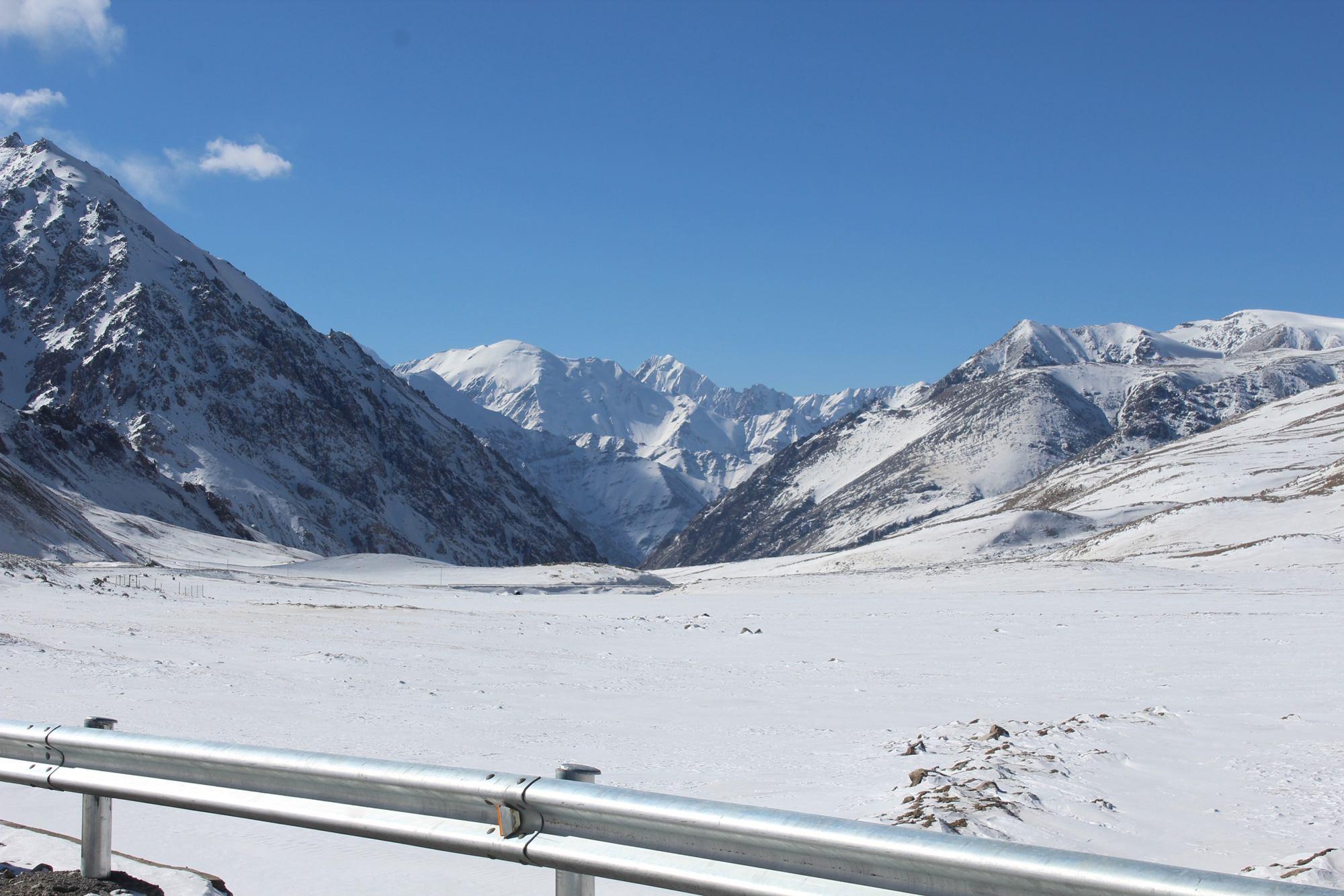 Khunjerab Pass, Pakistan